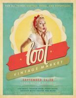 LOOT Vintage Market