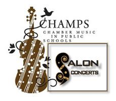 Salon Concerts 2014-15 Season Concert #2