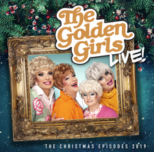 The Golden Girls Live logo