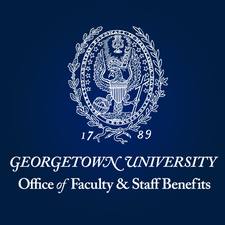 Office of Faculty and Staff Benefits & GUWellness logo