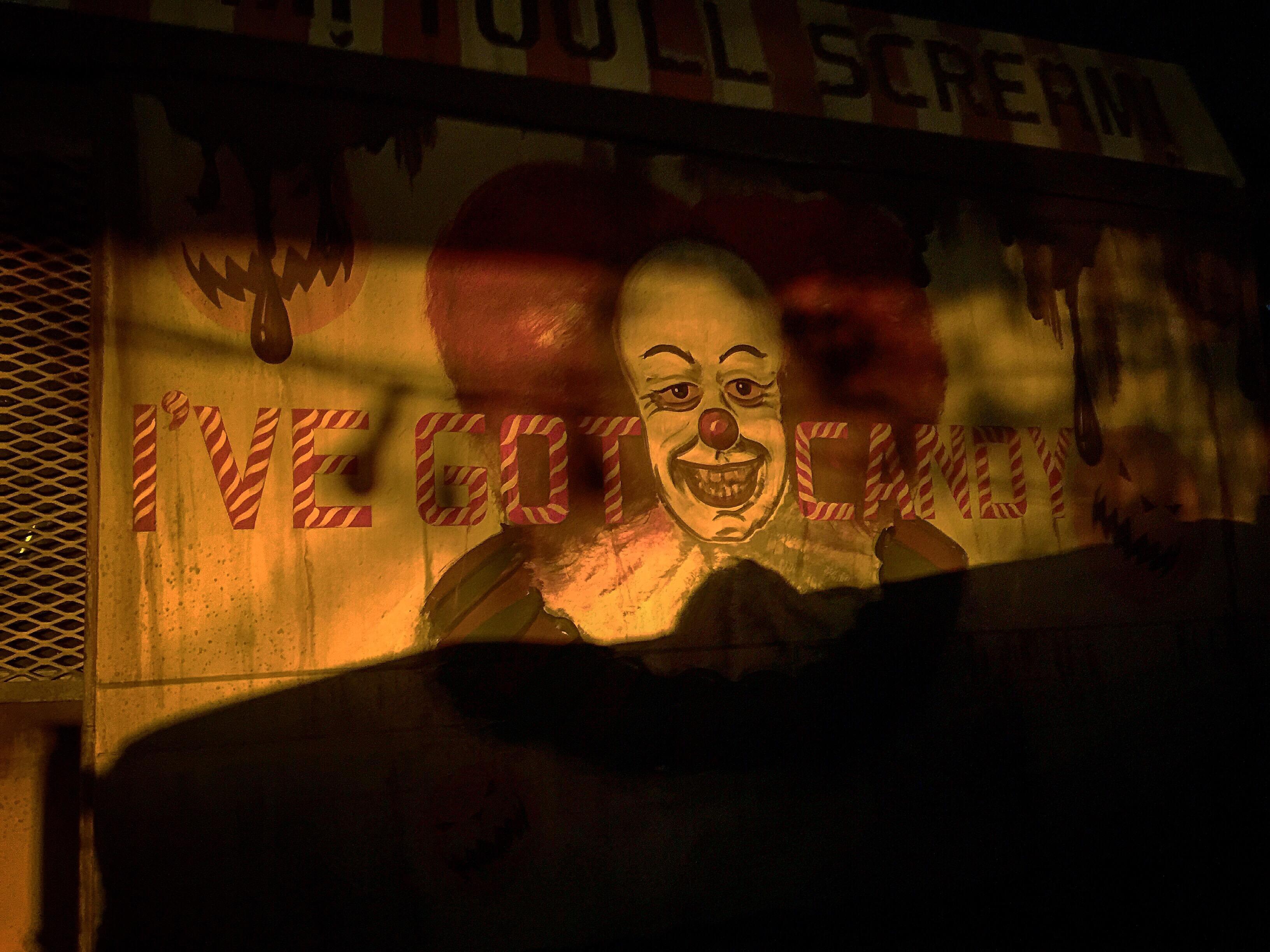 Freak Show Halloween Party
