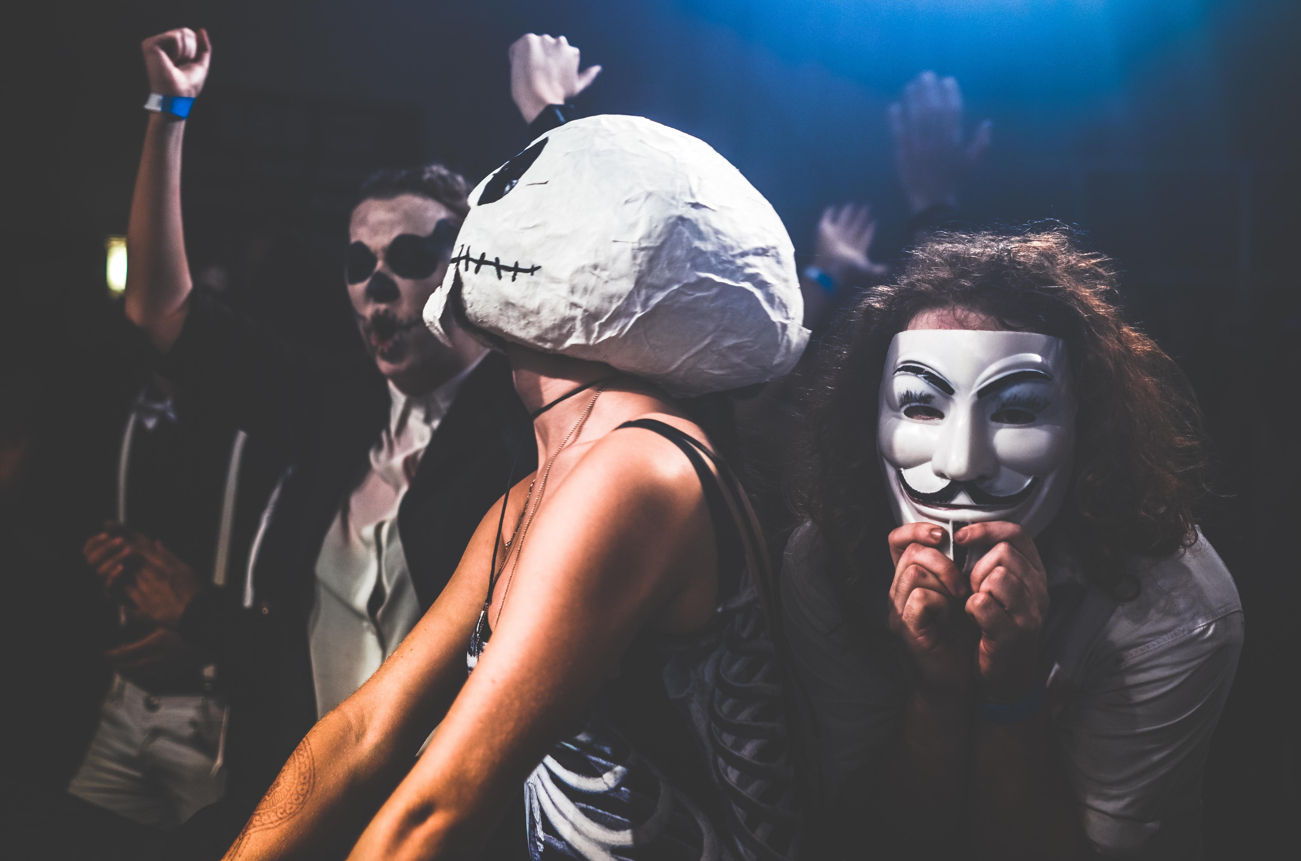 Cellar Door Haunted Halloween Hunt