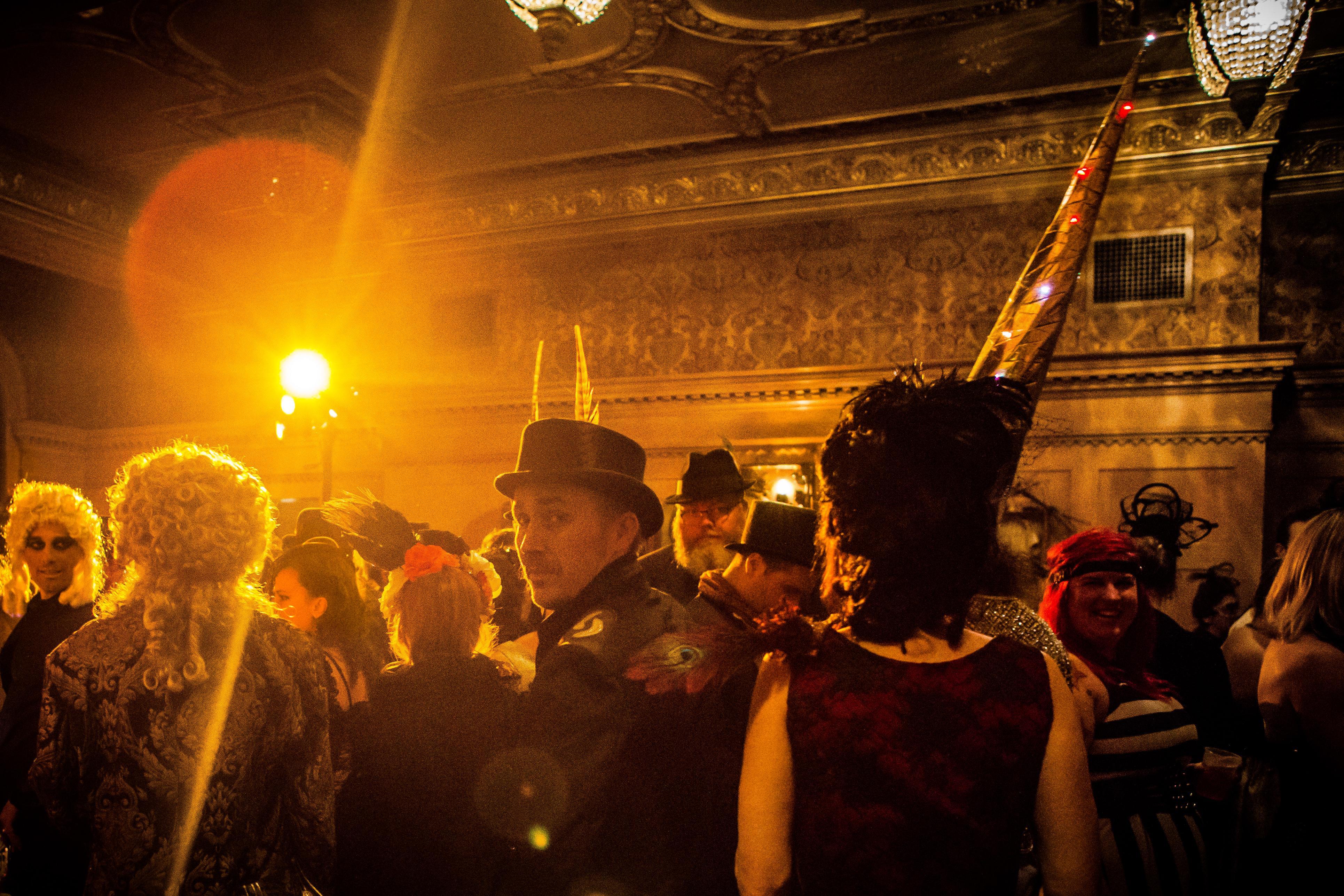 Memento Mori: Halloween Gala