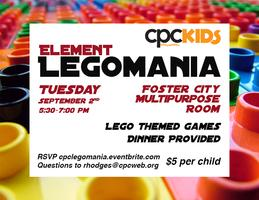 Element LEGOMANIA