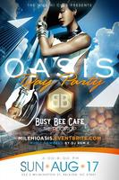 """Mile Hi Club Ent Presents """"Oasis"""" The Rooftop """"Day..."""