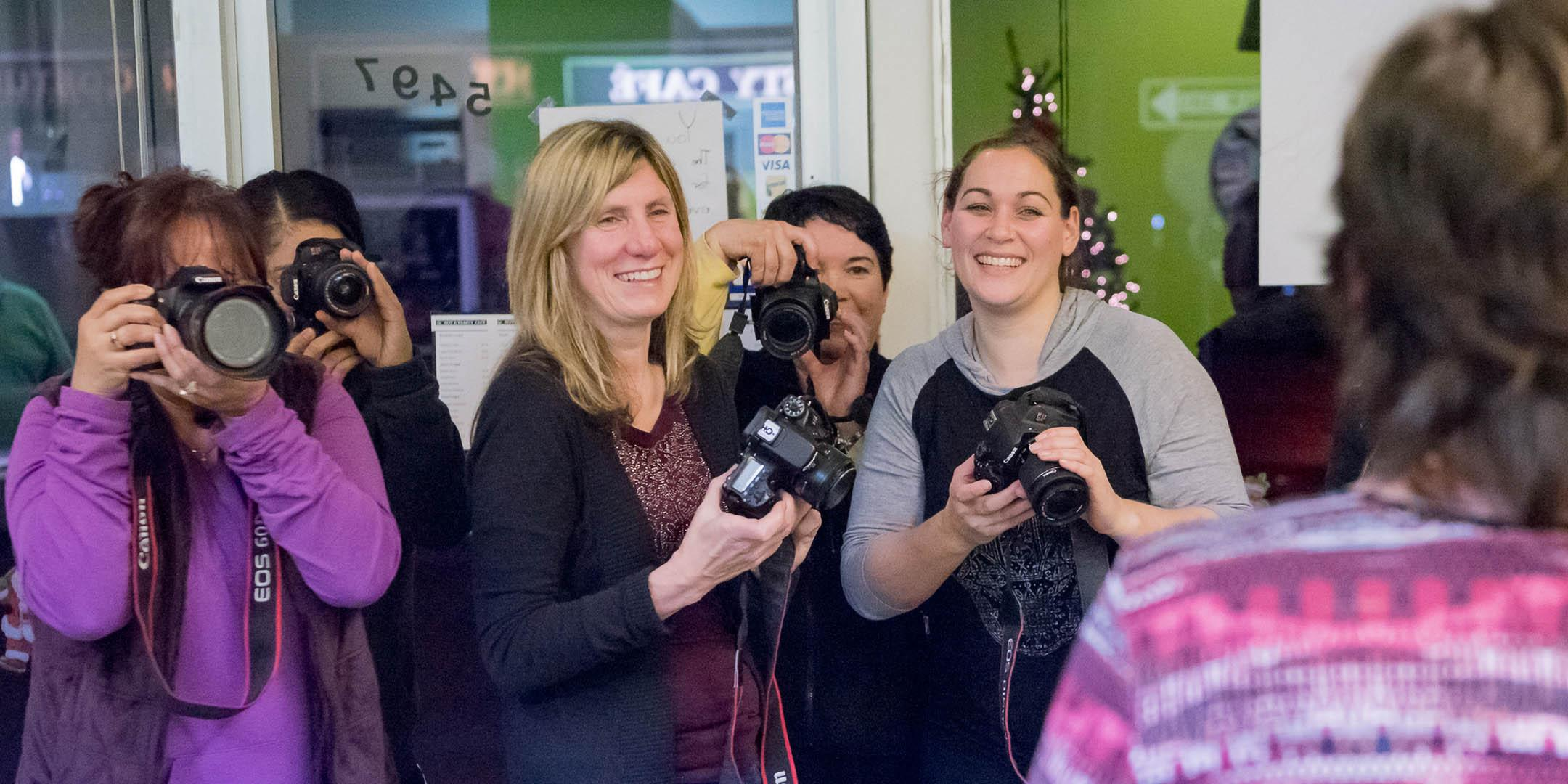 Introduction to Photography (Surrey)