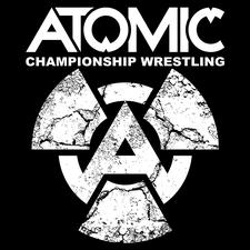 Atomic Championship Wrestling / Rogue Women Warriors logo