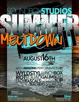 SBS presents Summer Meltdown II 2014