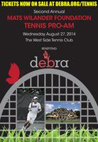 The 2nd Annual Mats Wilander Foundation Tennis Pro-Am...
