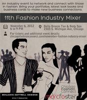 Nov 2012 Fashion Industry Mixer