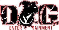 D.O.G ENTERTAINMENT  logo