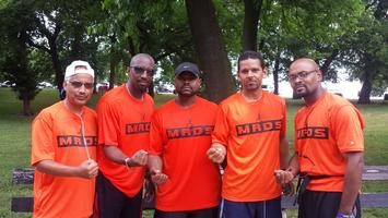 Men Run Deez Streets Virtual 5K Run