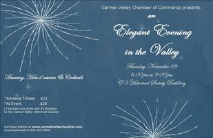Elegant Evening in the Valley