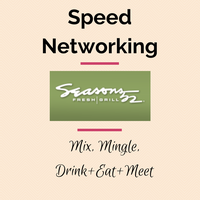 Speed Networking (Hosted by Jaclyn Mullen...