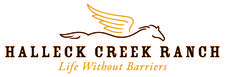 Halleck Creek Ranch Therapeutic Horseback Riding Club logo
