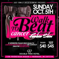 Walk To Beat Cancer Fashion Show