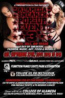Alameda Sneaker PopUp Event