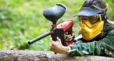 Exciting Paint Ball Social