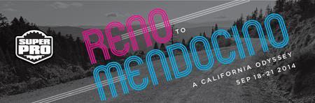 Reno to Mendocino - A California Odyssey