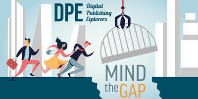 sale retailer 74c78 b5fb6 Digital Publishing Explorers - Mind the GAP Biglietti, Sab ...
