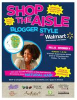 Shop The Aisle Blogger Style - DALLAS, TX