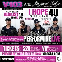 JAGGED EDGE IN CONCERT - I HOPE 4U