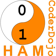 CoderDojo Ham Richmond logo