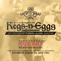 UCF vs Penn State Kegs'n'Eggs Season Kick-Off at...