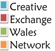 Creative Exchange Wales Network logo