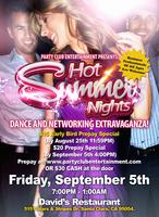 ★Let's Celebrate At The HOT Summer Nights Dance AND...