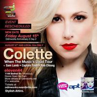 #OW5 w/ Colette - Aug 15th