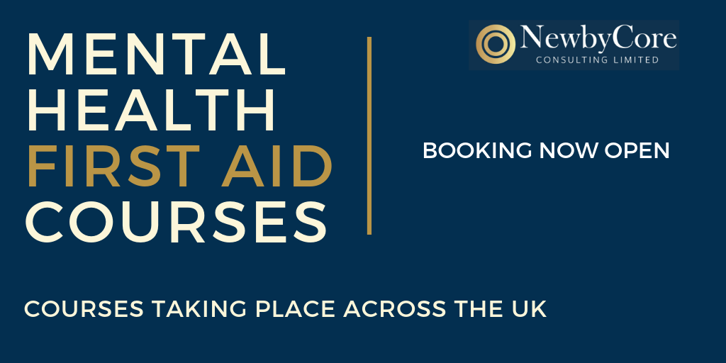 Mental Health First Aid Training - Edinburgh