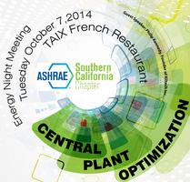 ASHRAE SoCal October 7 Meeting