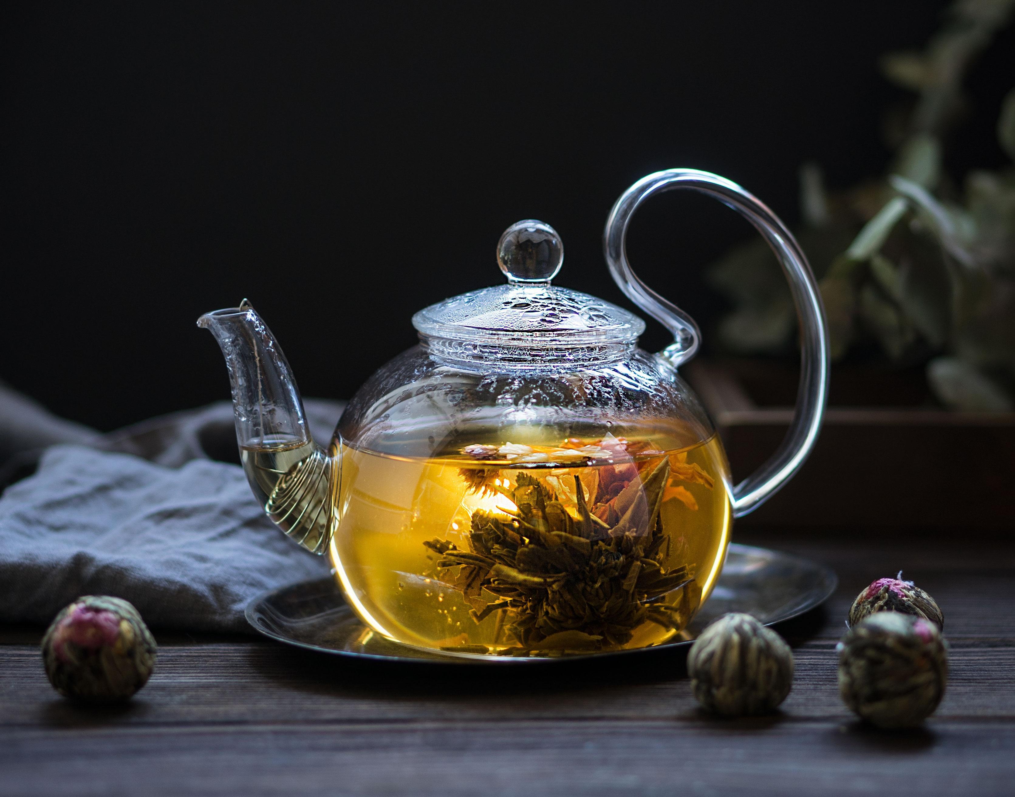 September Silent Tea + Meditation