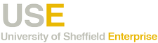 University of Sheffield Enterprise logo