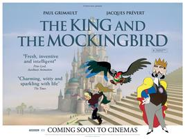 The King and The Mockingbird - Children's Matinee