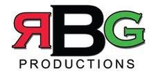 RBG Productions logo