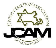 Jewish Cemetery Association of Massachusetts logo
