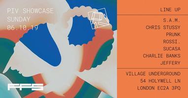 PIV Showcase - London