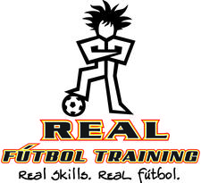 REAL Futbol Training logo