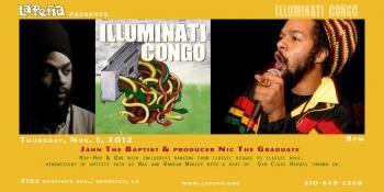 Illuminati Congo - Hip-Hop, Dub, & Reggae