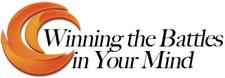 WINNING THE BATTLES IN YOUR MIND INC logo