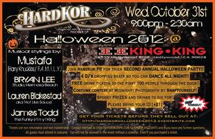 HardKor PR presents: Halloween 2012!