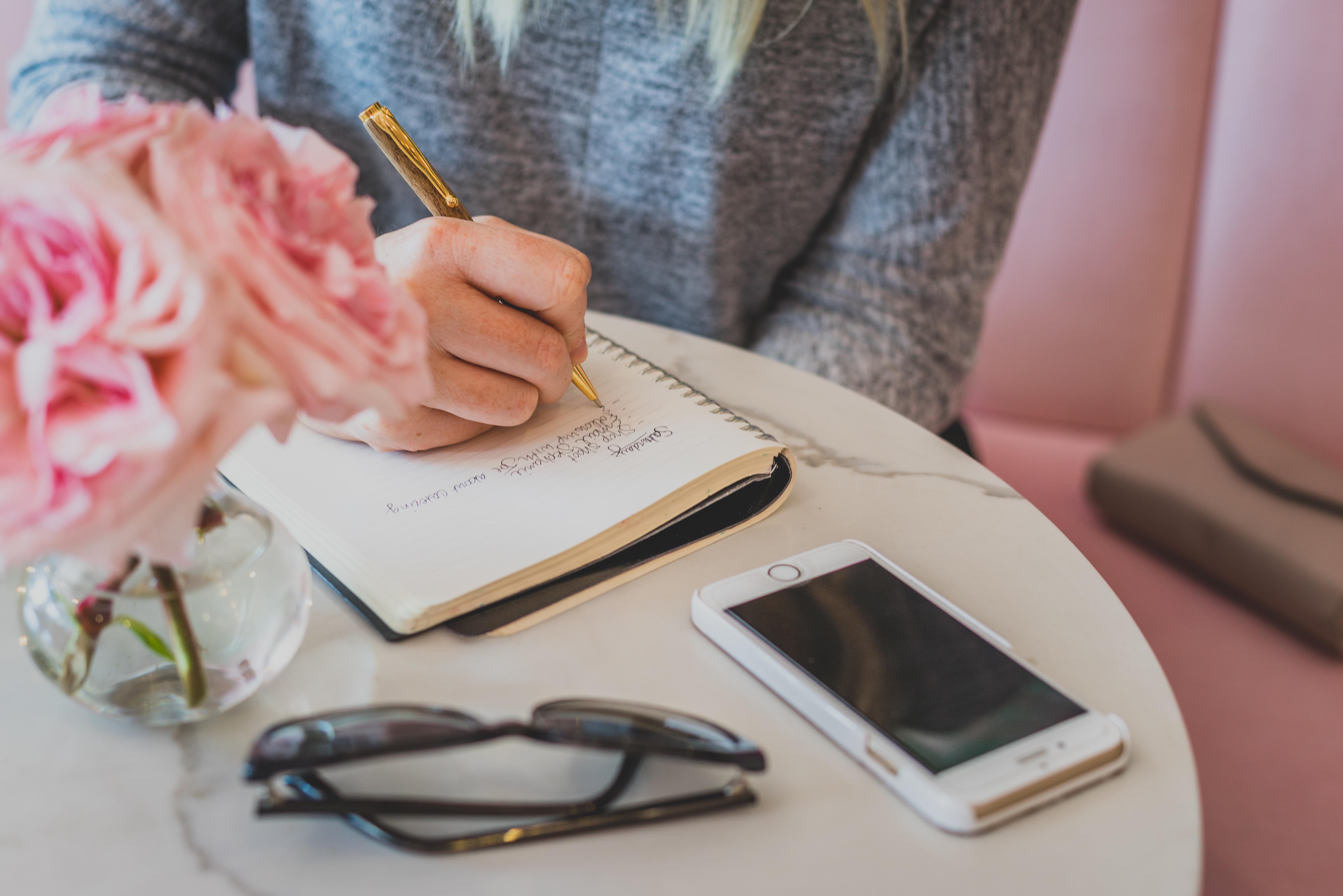 Yin Yoga + Journaling