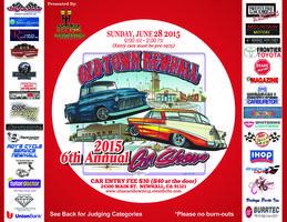 OTNA Classic Car Show 2015