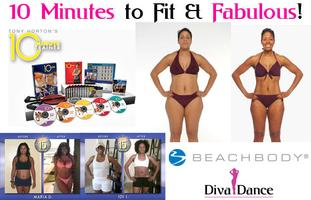 10 Minutes to Fit & Fabulous Challenge