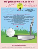 Beginner Golf Lessons for Women