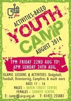 AICP North Youth Camp in Halifax 2014