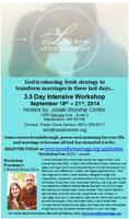 Love After Marriage Workshop - Josiah Center