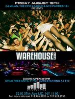 WAREHOUSE LIVE COLLEGE PARTY